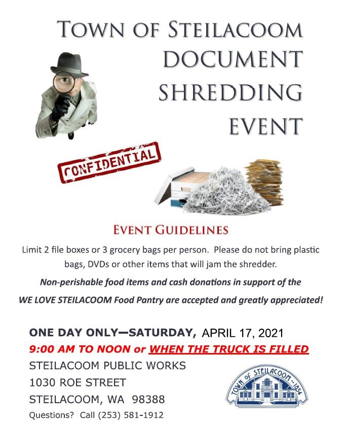 2021 Shred Event